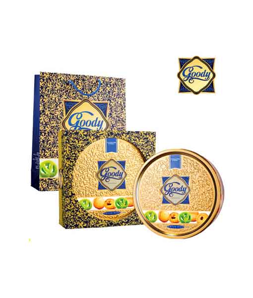 Bánh hỗn hợp Goody 681 gram - Bánh Kẹo Bibica