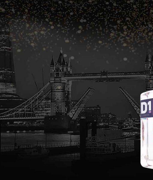 Các loại rượu D1 cung cấp bởi nhà máy D.J. Limbrey Distilling Co.
