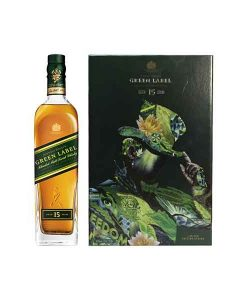 Hộp quà Johnnie Walker Green Label 2018