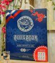 Hộp quà tết 6 chai rượu Vodka Cá Sấu Xanh