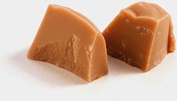 Kẹo bơ cứng thành phần tạo nên Macallan Reflexion