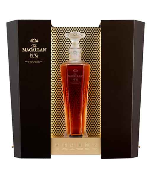 Mở hộp rượu Macallan No6 - The Macallan