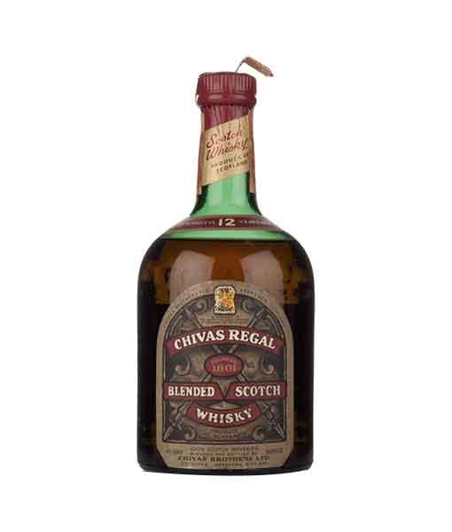 Rượu Chivas 12 đóng chai năm 1959