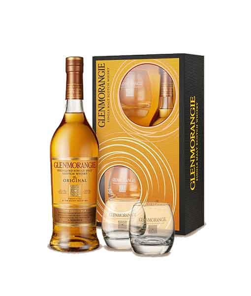 Hộp quà rượu Glenmorangie Original cho tết nguyên đán 2018