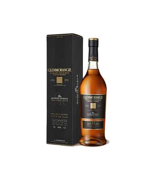 Rượu Glenmorangie Quinta Ruban - Single Malt Scotch Whisky