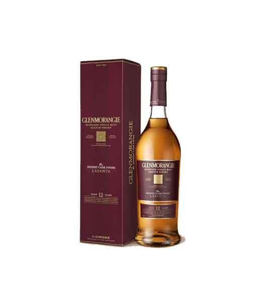 Rượu Glemorangie Quita Ruban - Single Malt Whisky
