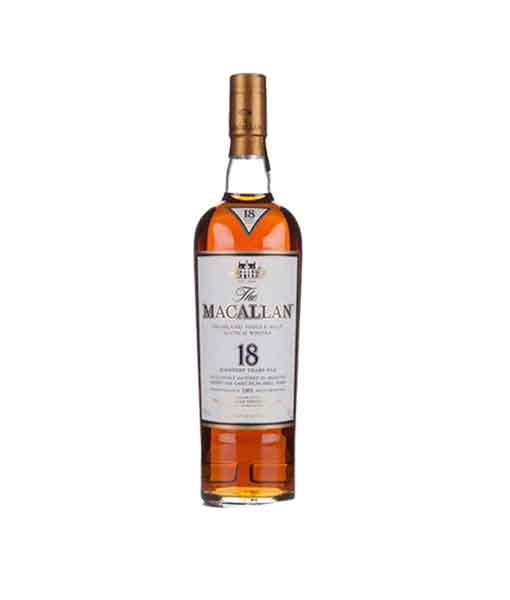 Rượu Macallan 18 Sherry Oak 1995