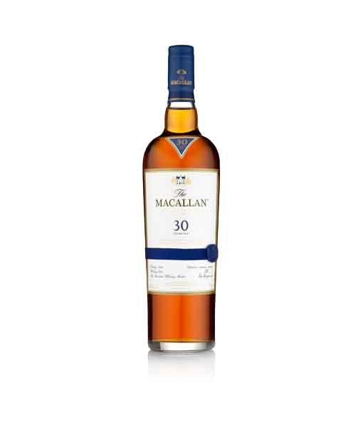 Rượu Macallan 30 năm Sherry Oak