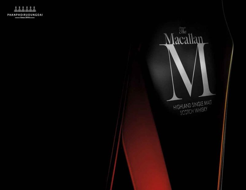 Rượu Macallan M sang trọng và đẳng cấp