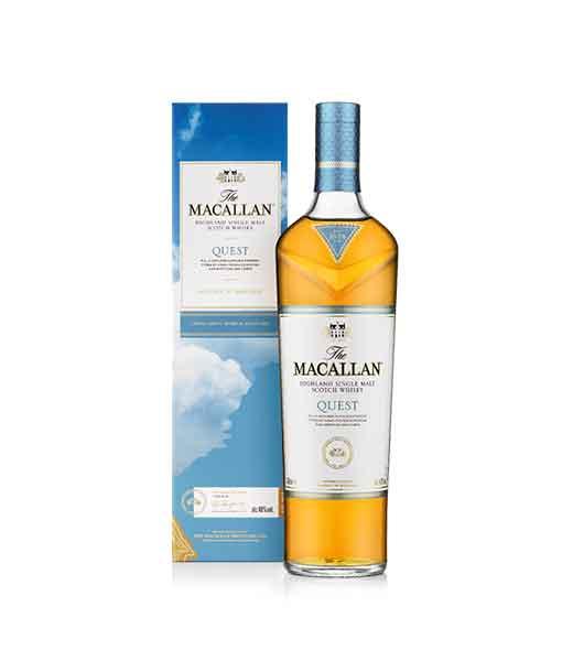 Rượu Macallan Quest sản phẩm cho kênh bán lẻ du lịch
