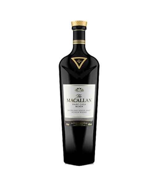 Rượu Macallan Rare Cask Black thuộc dòng 1824 Masters Series