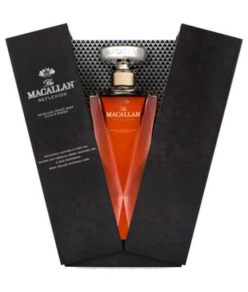 Rượu Macallan Reflexion và vỏ hộp