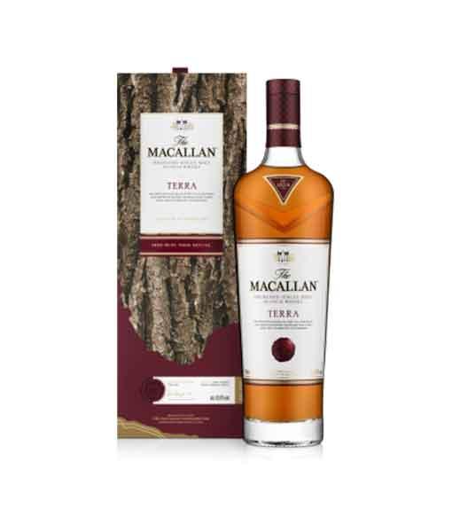 Rượu Macallan Terra - The Macallan Quest Collection