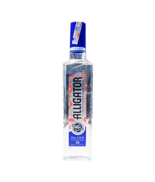 Rượu vodka cá sấu xanh tết 2018