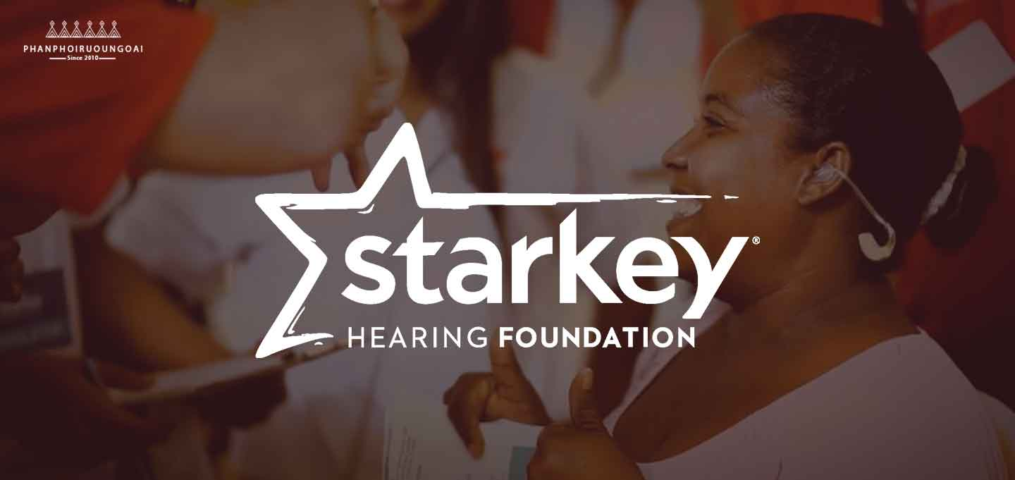 Tổ chức Starkey Hearing Foundation
