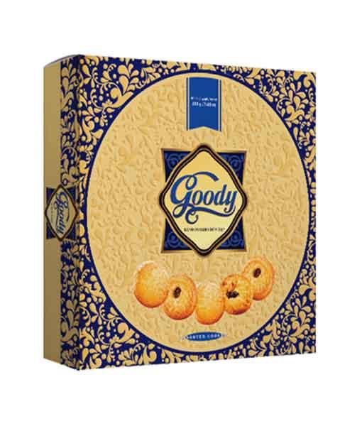 Bánh hỗn hợp hộp giấy Goody 200 gram - Bánh kẹo Bibica