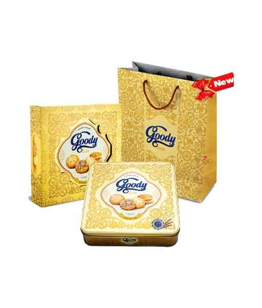 Bánh hỗn hợp Goody Gold 450 gram