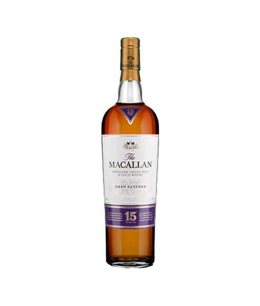 Chai rượu Macallan Gran Reserva 15 năm