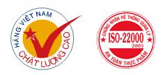Tiêu chuẩn ISO của hàng việt nam chất lượng cao