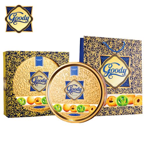 Hộp bánh keo hỗn hợp Goody 454 gram