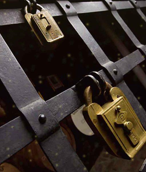 Kho chứa rượu whisky trưởng thành Royal Salute Vault