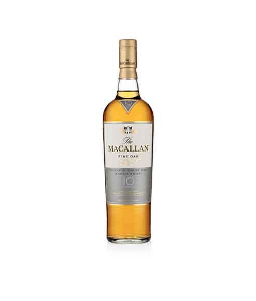 Rượu Macallan 10 năm Fine Oak 2018