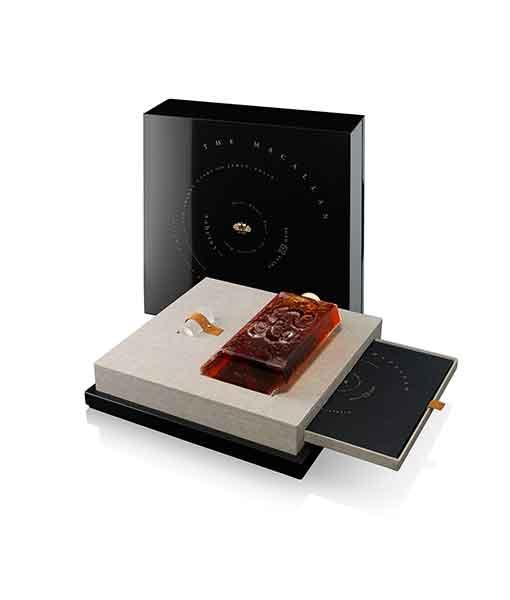 Mở hộp Rượu Macallan 62 năm Lalique phần 2 - The Macallan in Lalique