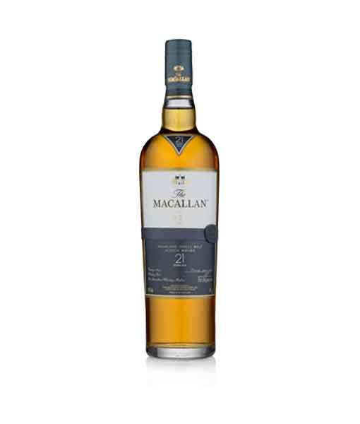 Rượu Macallan 21 năm Fine Oak - Macallan Fine Oak