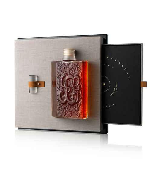 Mở hộp rượu Macallan 62 năm 2018 - The Macallan in Lalique