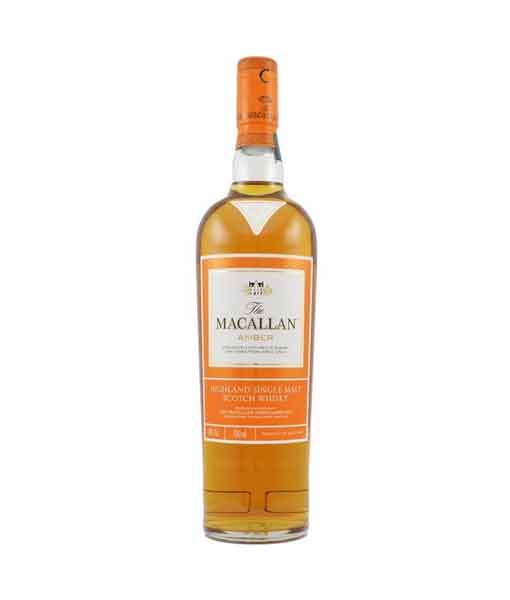 Rượu Macallan Amber - 1824 Collection
