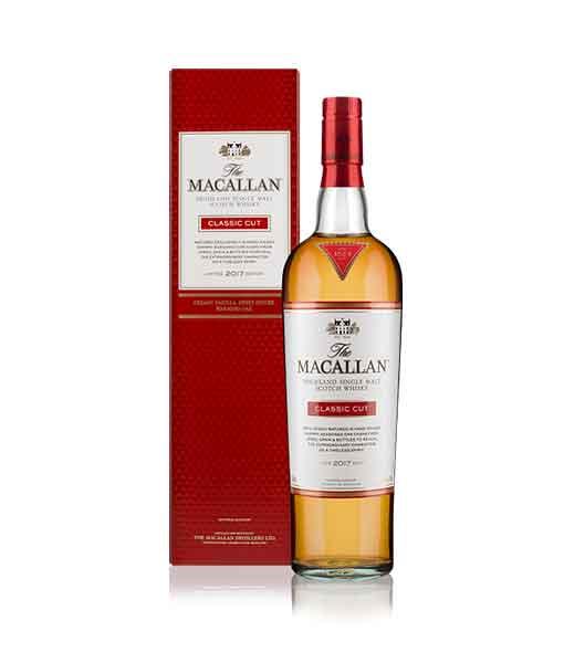 Rượu Macallan Classic Cut và hộp giấy - The Macallan Classic Cut