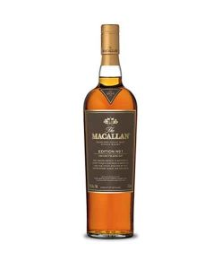 Rượu Macallan Edition Series No.1
