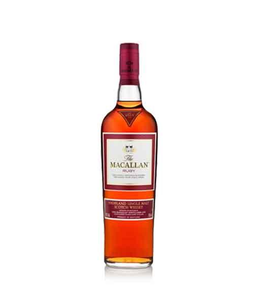 Rượu Macallan Ruby trong bộ sưu tập - The Macallan 1824 Masters Series