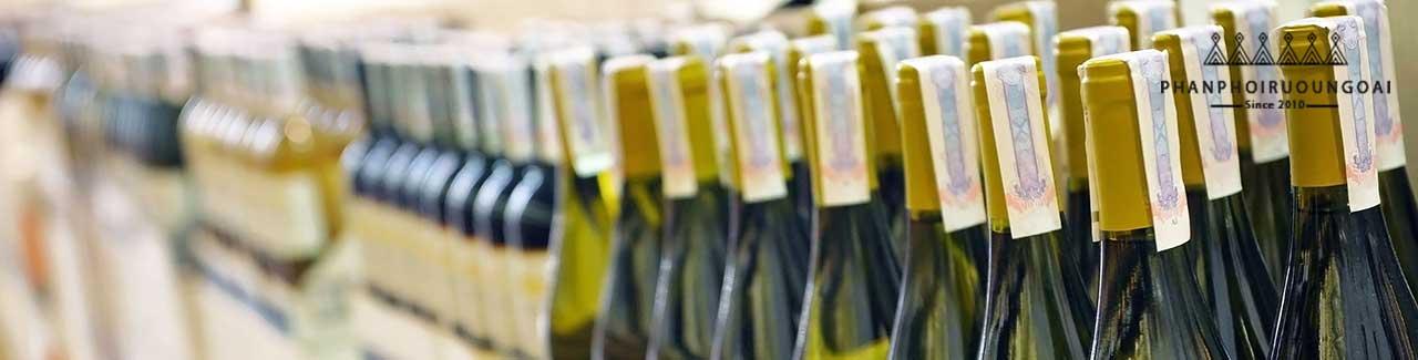 Dạy về thương mại hoá rượu và đồ uống có cồn tại WSET Level 4