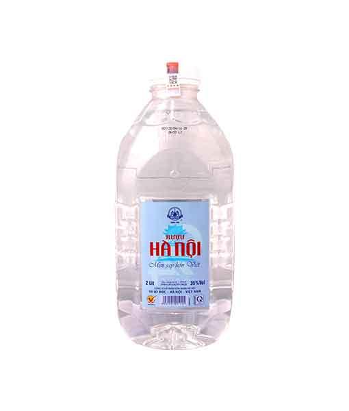 Rượu Can 2 lít hà nội của công ty Halico