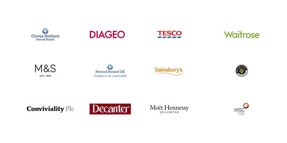 Các thương hiệu bảo trợ Wset