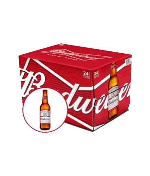Bia Budweiser chai 330 ml