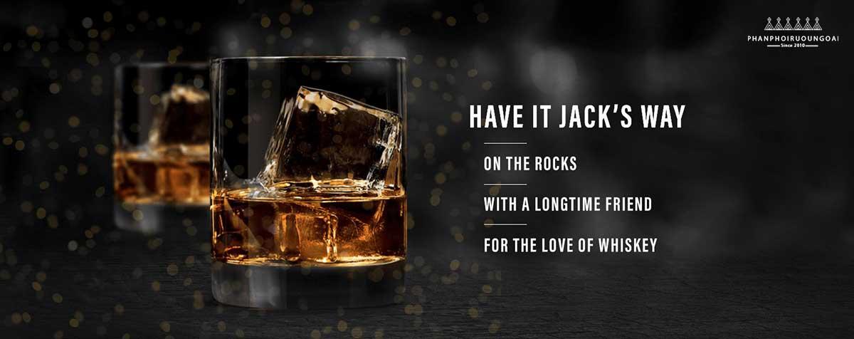cách để thưởng thức Jack Daniel Tennessee Rye