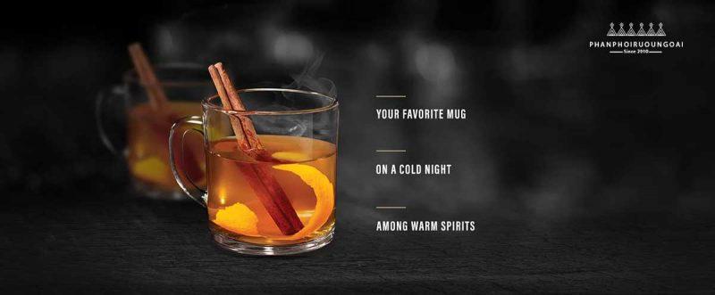 Cách để thưởng thức Jack Daniel Winter Jack
