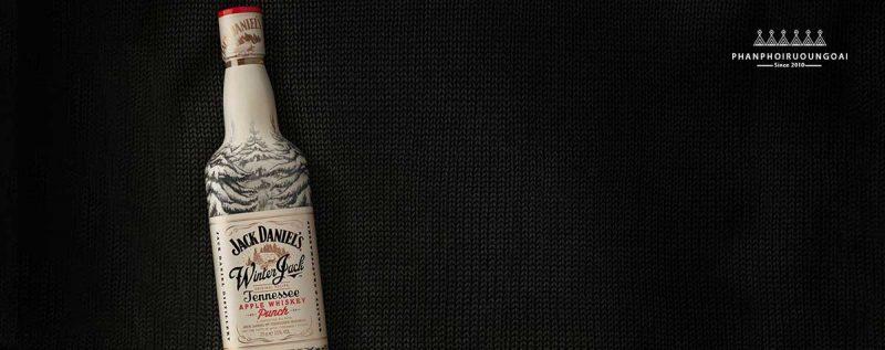 giới thiệu rượu Jack Daniel Winter Jack