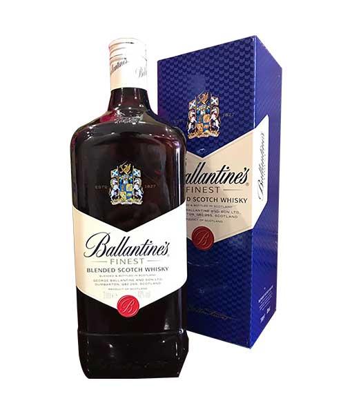 Rượu Ballantine's 2 lít ở Hà Nội