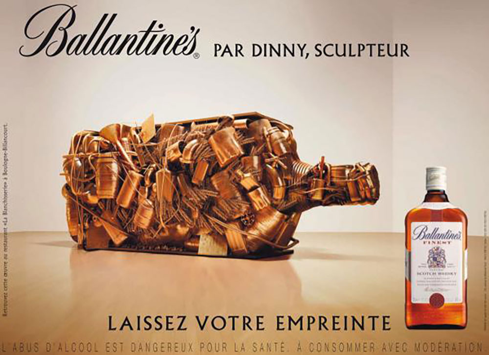 Rượu Ballantine's Finest 3 lít