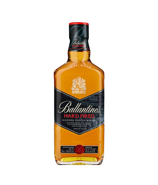 Rượu Ballantine's Hard Fired