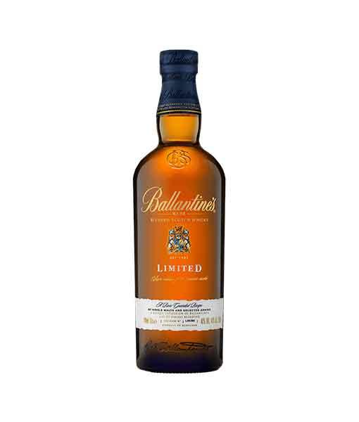 Rượu Ballantine's Limited - Món quà sang trọng