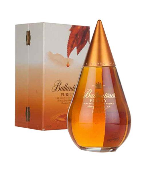 Tuyệt đẹp rượu Ballantine's Purity 20 năm tuổi