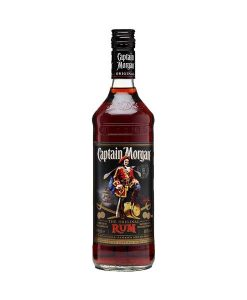 Rượu Captain Morgan Black Label