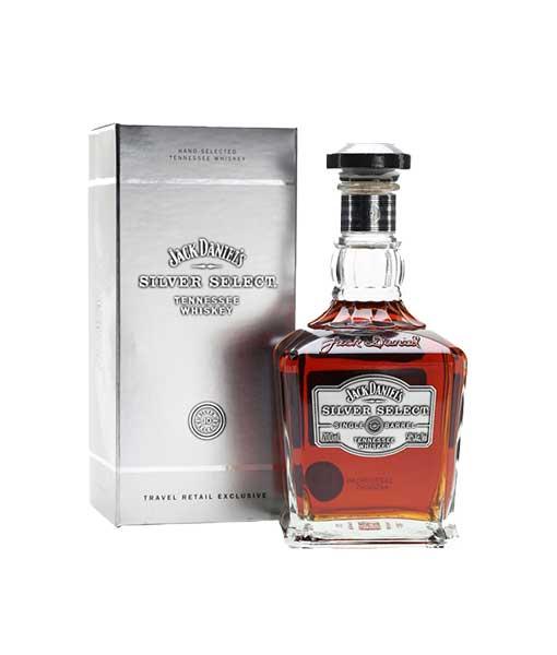 Rượu Jack Daniel 's Silver Select