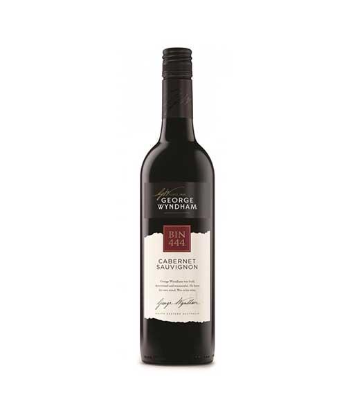 Rượu vang George Wyndham Bin 444