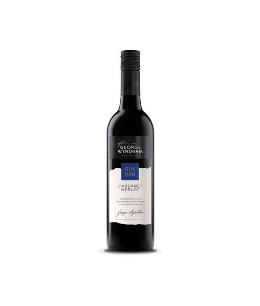 Rượu vang Úc George Wyndham bin 888 Cabernet Merlot