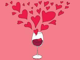Rượu vang và tình yêu tăng sức hấp dẫn